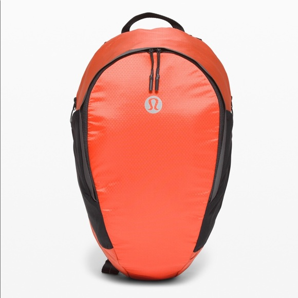 Lululemon Fast Free Backpack 13L ~ Brick (Orange)